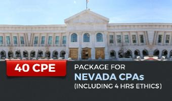 CPE Package for Nevada CPAs