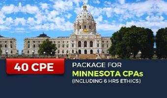 CPE Package for Minnesota CPAs