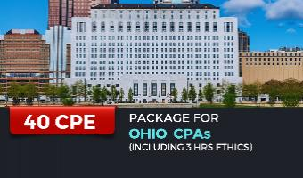 CPE Package for Ohio CPAs