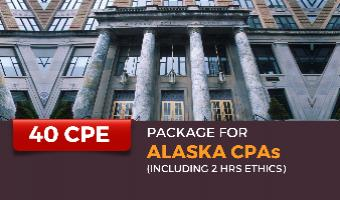 CPE Package for Alaska CPAs