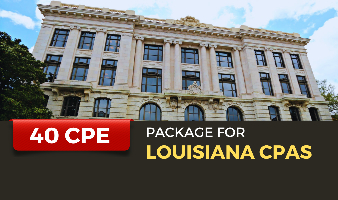 CPE Package for Louisiana CPAs