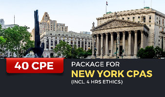 CPE Package for New York CPAs