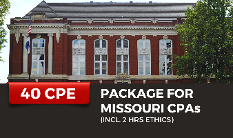 Package for Missouri CPAs