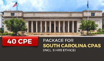 Package for South Carolina CPAs