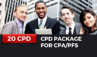 CPD Package for CPA/PFS