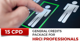 General Credits Package for HRCI Professionals