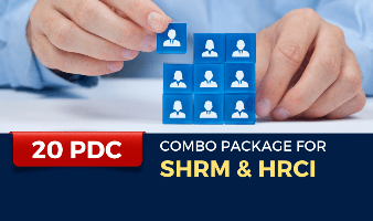 Combo Package for SHRM & HRCI