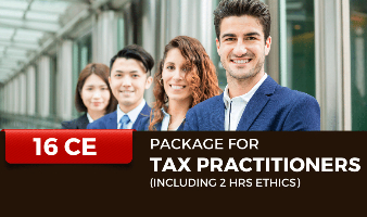 Package for Tax Practitioners (Incl. 2 hrs Ethics)