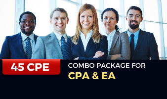 Combo CPE Package for CPA & EA