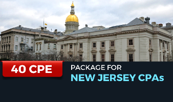 CPE Package for New Jersey CPAs