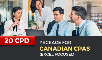 CPD Package for Canadian CPAs