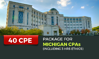 CPE Package for Michigan CPAs