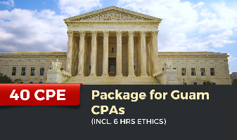 CPE Package for Guam CPAs