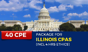 CPE Package for Illinois CPAs