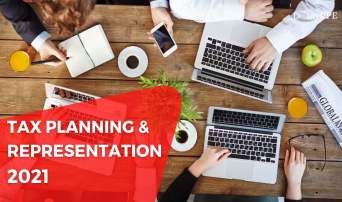 Tax Planning & Representation 2021