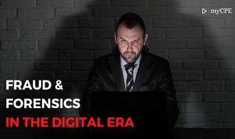 Fraud & Forensics - In the Digital Era