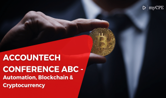 Accountech Conference ABC - Automation, Blockchain & Cryptocurrency