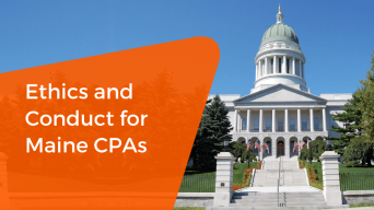 Free Ethics Course for Maine CPAs