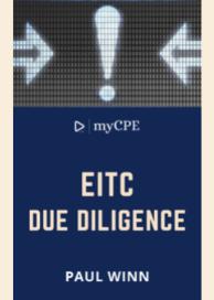 EITC Due Diligence