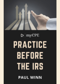 Practice Before The IRS