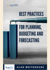 Best Practices for Planning, Budgeting and Forecasting