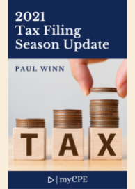 2021 Annual Tax Season Update