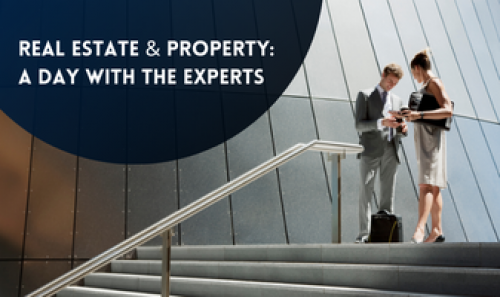 Real Estate & property- A Day with the Experts