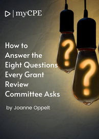 Answer the Eight Questions CPE Course