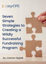 fundraising programs CPE ebook