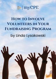 Involve Volunteers in your Program