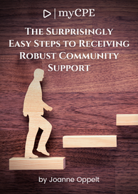 Strong Community Support CPE eBook