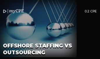 OFFSHORE STAFFING VS OUTSOURCING
