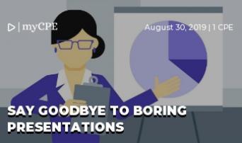 Say Goodbye to Boring Presentations