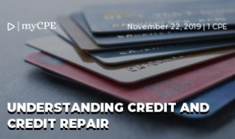Understanding Credit and Credit Repair