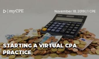 Starting a Virtual CPA Practice
