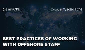 Best Practices of Working with Offshore Staff
