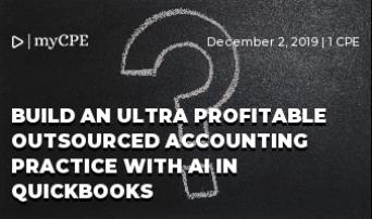 BUILD AN ULTRA PROFITABLE OUTSOURCED ACCOUNTING PRACTICE WITH AI IN QUICKBOOKS