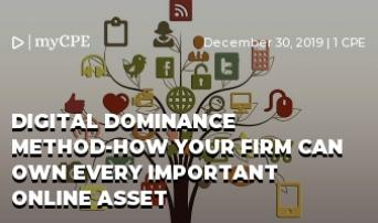 Digital Dominance Method-How Your Firm Can Own Every Important Online Asset