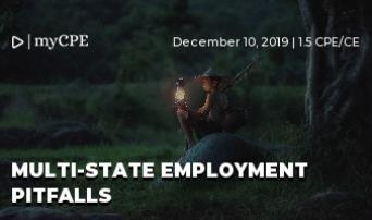 Multi-State Employment Pitfalls