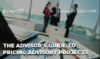 The Advisor's Guide to Pricing Advisory Projects