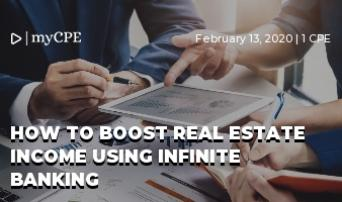 How to boost Real Estate Income using Infinite Banking