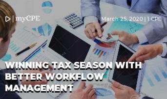Winning Tax Season With Better Workflow Management
