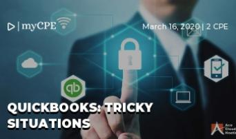 QuickBooks: Tricky Situations