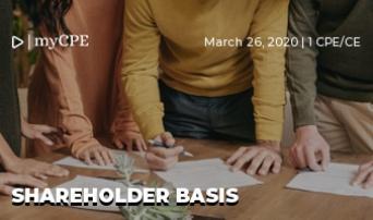Shareholder Basis