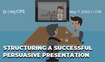Structuring a Successful Persuasive Presentation