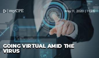 Going Virtual Amid the Virus