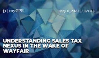 Understanding Sales Tax Nexus In The Wake Of Wayfair