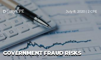 Government Fraud Risks
