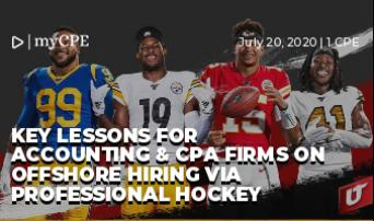 Key Lessons for Accounting & CPA firms on Offshore Hiring via Professional Hockey