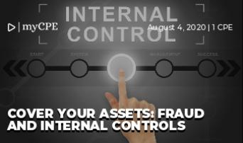 Cover Your Assets: Fraud and Internal Controls